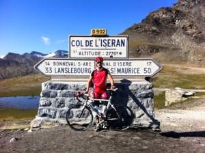 Aurelien C. Col de l'Iserand
