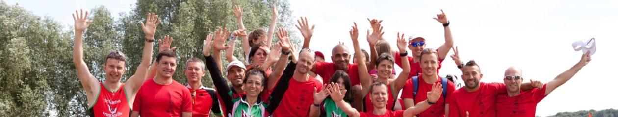TRIATHLON SANNOIS FRANCONVILLE — Le triple effort convivial